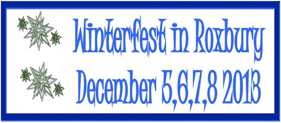 Winterfest in Roxbury1