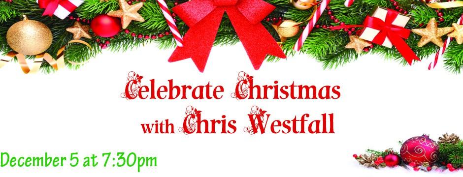 Web- Chris Westfall