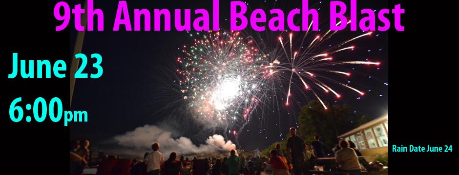 Web- Beach Blast