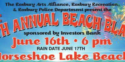 Roxbury Beach Blast & Fireworks